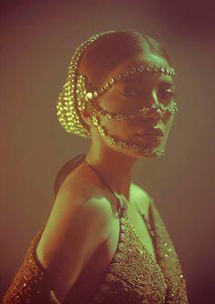 """WANDERER""  featured in international magazine Institute Magazine Photography & Styling: guddu shani Model: Rabia butt  Hair & Makeup: Hannan Siddique Clothes: Sana Safinaz"
