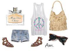 j'adore, tenue d'été