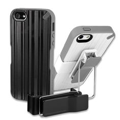 Pure Gear Utilitarian Smartphone Support System for iPhone 5. Love it.