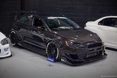 EVO #Mitsubishi #Evo #Rvinyl #MostlyPractical