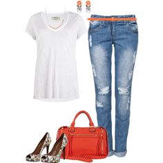 """Untitled #665"" by amy-devito-haustetter on Polyvore"