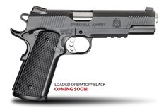 Loaded Handgun The dream pistol. cant wait to get my hands on one. And it will happenThe dream pistol. cant wait to get my hands on one. And it will happen Revolver, 1911 Pistol, Colt 1911, Springfield Operator, Springfield 1911, Self Defense Weapons, Weapons Guns, M1911, 45 Acp