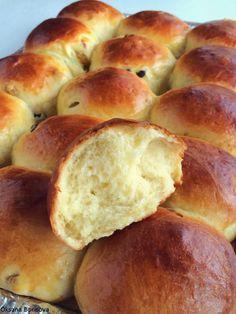 Кулинарные моменты: Ванильные булочки