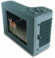 Moultrie Digital Picture Viewer by Moultrie. $48.70. Amazon.com                Access your images in the field and view them directly from your camera's SD card with the hand-held Moultrie Digital Picture Viewer. Equipped with both an internal SD card that allows you to save images and an external SD card slot that allows you to view, save, and empty your camera's SD card, the Picture Viewer enables you to manage all of your game camera scouting photos and videos in...