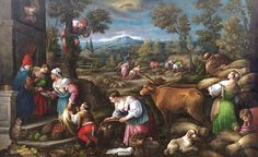 It's About Time: June 1500s. Francesco Bassano the Younger (1563-1570) June