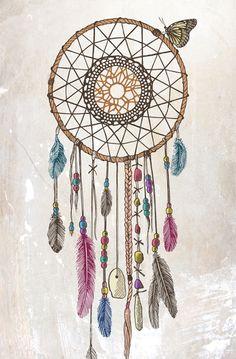 Lovely Clusters - Beautiful Shops: Lakota (Dream Catcher)