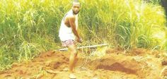 Heartless Man Poisons Girlfriend Buries Her In A Shallow Grave - Photo