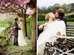Hill Top Country House, Prestbury Wedding