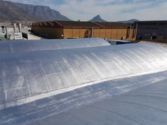 Barrell Roof to Nufin Park in Paarden Eiland