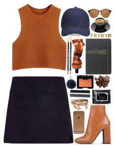 """""""Once i was twenty years old"""" by meloissa ❤ liked on Polyvore featuring Vanessa Bruno, Paul Smith, Whistles, Aesop, NARS Cosmetics, The Row, Fendi and ASOS"""