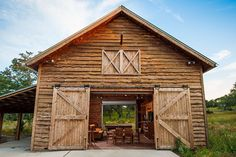 Fultonville Barn by Heritage Barns
