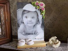 Купить Фоторамка детская - комбинированный, фоторамка, фоторамка с цветами, цветы, цветы из полимерной глины, подарок