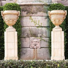 Our Piage Outdoor Urn is handcrafted to a grand scale for a stunning impact wherever you place it. The