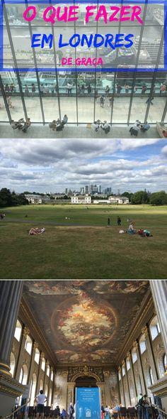 Uma lista das 7 melhorescoisas para fazer em Londres de graça, assim você pode economizar algumas libras extras na próxima vez que visitar a cidade, e também conhecer dos pontos turísticos de Londres que não são tão comuns.