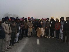 Braving the cold of December, leaving the comfort of their homes, these warriors have left to participate in the fight to save our rightful water. I appeal to all the Punjabis to come in large numbers and show our strength to the anti-Punjab forces and give them a strong message that we will neither bend nor break. We will be the winner in this fight of rights. #MogaRally #PaniBachaoPunjabBachao #ParkashSinghBadal  #AkaliDal #ProudToBeAkali