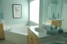 Sherwin Williams - Aloe Bathroom (color / spa theme)