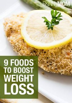 Great food options to boost weight loss!