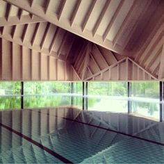 Preview of Alfriston Pool by Duggan Morris Architects