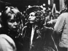 Diane Keaton on the Set of The Godfather. Ph Harry Benson. This Is Not Porn