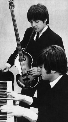 McCartney, Lennon