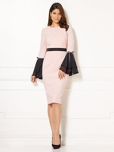 Eva Mendes Collection - Augustina Dress - New York & Company