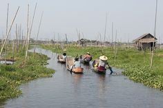 Explore Inle Lake, Myanmar