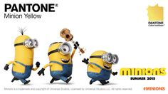How A Movie Co-branding Campaign Spawned A Brand New Color: Minion Yellow Minions Film, Minions 2, Minion 2015, Minions Images, Cute Minions, Minion Movie, Minions Quotes, Funny Minion, Evil Minions