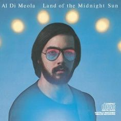 Al Di Meola ‎– Land Of The Midnight Sun Columbia Records 1976 Canadian Pressing Vinyl Record, LP Album Media: VG+, minor surface scuffs Sleeve: Generic Nocturne, Stanley Clarke, Jaco Pastorius, Chick Corea, Cd Cover Art, Sun News, The Rite, Thing 1, Smooth Jazz