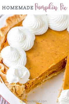 titled image (and shown): homemade pumpkin pie Fresh Pumpkin Pie, Pumpkin Pie From Scratch, Healthy Pumpkin Pies, Mini Pumpkin Pies, Easy Pumpkin Pie, Cake Recipes From Scratch, Pumpkin Dessert, Mini Pies, Cake