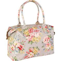 Cath Kidston - Spring Bouquet Zipped Handbag. This is my favorite bag ever in the world.