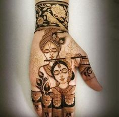 Here are the best and lalest Henna Mehndi Designs for Brides. Rajasthani Mehndi Designs, Peacock Mehndi Designs, Mehndi Designs 2018, Stylish Mehndi Designs, Mehndi Designs For Girls, Wedding Mehndi Designs, Dulhan Mehndi Designs, Beautiful Mehndi Design, Wedding Henna