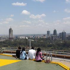 KENYA | Nairobi | Young Kenyans...