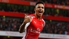 9. Alexis Sanchez - Arsenal
