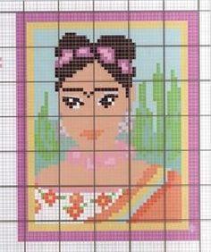 Kits de punto de cruz estampados de 7 colores con patrones de zorro f/áciles de bordar para ni/ñas suministros de punto de cruz y costura de la serie Animal manualidades