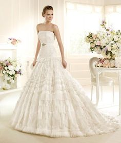 MEMORIAL » Wedding Dresses » 2013 Glamour Collection » La Sposa