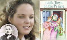 Study reveals the REAL reason sister Mary Ingalls from beloved 'Little House on the Prairie' series went blind as a teenager - and it WASN'T scarlet fever one other said stroke. Laura Ingalls Wilder Biography, Melissa Sue Anderson, Ingalls Family, Kids Fever, Michael Landon, Favorite Movie Quotes, Pioneer Life, Book Authors, Little Houses