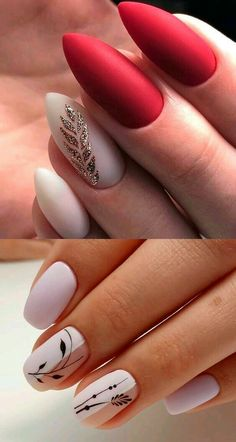 White Gel Nails, Rose Gold Nails, Neutral Nails, Red Nails, Zebra Nails, Cute Nail Colors, Cute Nails, Pretty Nails, Solid Color Nails