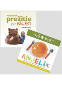 Návod na prežitie pre bejby, Hneď to bude, Anjelik http://www.preskoly.sk/k/knihy-beletria/bestsellery/