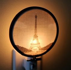 DIY Photo Night Light | A photo night light is a unique and memorable way to brighten your home and share an important memory or experience with others. | http://diygiftworld.com/diy-photo-night-light/