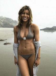 Jessica Biel - makes me not want to take annyyyyyy time off from working out!! Her body is AMAZING
