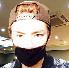 EXO Sehun Updates Fans with New Selfie