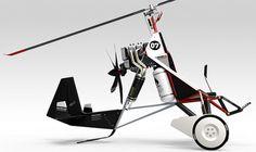 Fliege - Supergiro, Sprt aircraft, Daniel Kocyba