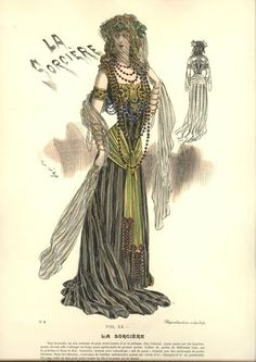 reiseaudun's image. A possible reference picture for Maria Bjørnsen's costume designs for the OLP of The Phantom of the Opera.