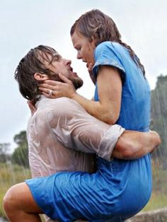The Notebook.... love this movie