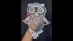 Owl Crafts, Crafts For Kids, Crochet Thread Patterns, Happy Birthday Greetings Friends, Craft Tutorials, A5, Creative, Crochet Mandala, Owl Bird