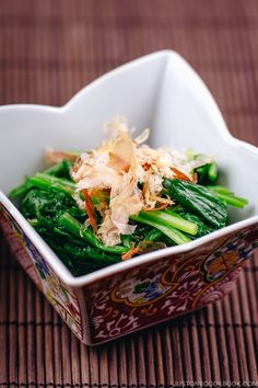 Japanese Spinach Salad (Spinach Ohitashi) This easy classic Japanese salad sid. Japanese Side Dish, Japanese Dishes, Japanese Food, Japanese Salad, Easy Japanese Recipes, Asian Recipes, Ethnic Recipes, Side Dish Recipes, Desserts