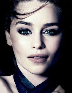 Beauty On A Budget: Emilia Clarke Marie Claire's UK 2015 Cover Makeup Tutorial