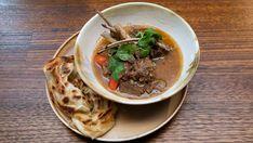 Masterchef Recipes, Masterchef Australia, Goat Meat, Coriander Powder, Greek Yoghurt, Curry Sauce, Network Ten, Indian Dishes, A Food