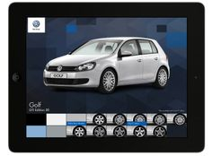 Project: Volkswagen 2012 Motorshow iPad App. Role: Producer. Agency: Tribal DDB.