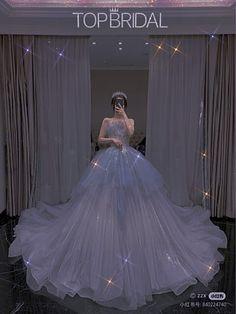Princess Ball Gowns, Princess Wedding Dresses, Wedding Gowns, Sparkly Gowns, Fancy Gowns, Gothic Dress, Gothic Outfits, Elegant Dresses, Pretty Dresses